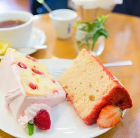 ラ・ファミーユは店主のこだわりが詰まったシフォンケーキ専門店